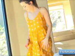 امرأة سمراء الساخنة كايلي الصفحة استغل من قبل ناقلة ك