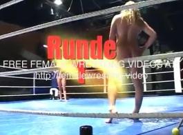 نيك مصارعات قبل المصارعة