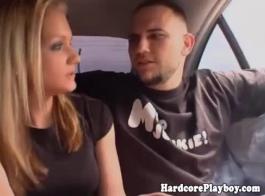 غريب بديل فاتنة مع الثدي العملاقة مارس الجنس الكرات العميقة أثناء مص