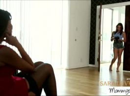 مرسيدس كاريرا وناديا لي وآنا فوكسكس يمارسون الجنس مع رجل واحد ويستمتعون بكل ثانية منه