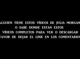 جوليا جي ديوتونا تمارس الجنس مع عشيقها في الغابة