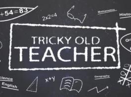 المعلم مفلس وطالبها يمارس الجنس مع أثناء الامتحانات ، لأنه يساعد في درجاتهم
