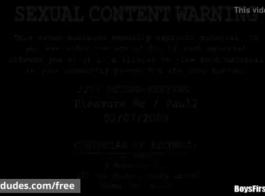 أربعة رجال يمارسون الجنس مع الحمار المطيع الجميل