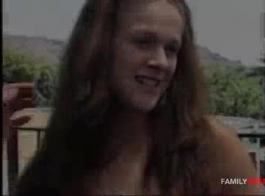 ابنة مارس الجنس من قبل أبي