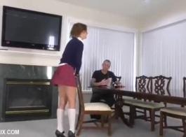 إذلال وعقاب لفتاة عذراء