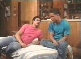 مثليون جنسيا قديم الحصول على الديك القديم في الحمار