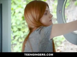 مراهقون الشعر الأحمر خبطت بجد بعد اللعنة الثابت