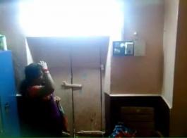 لطيف عمتي بنغلاديشية النفس سخيف مع الحبيب الخفي في مكتب الأمن