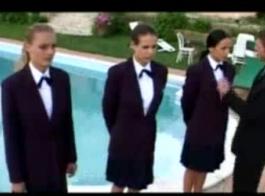 كلية البنات استغاثة التبول واصابع الاتهام